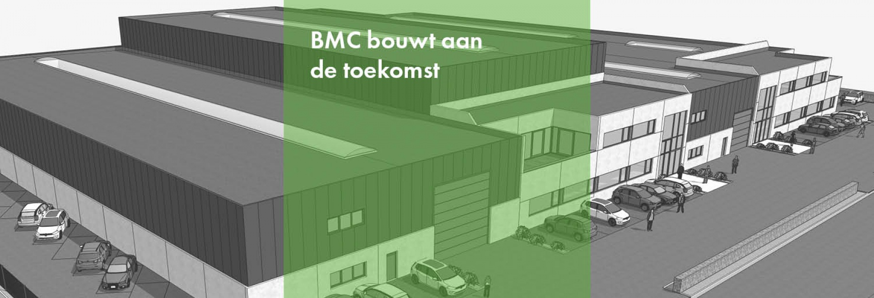 BMC Bulk Maintenance Construction bouwt aan de toe